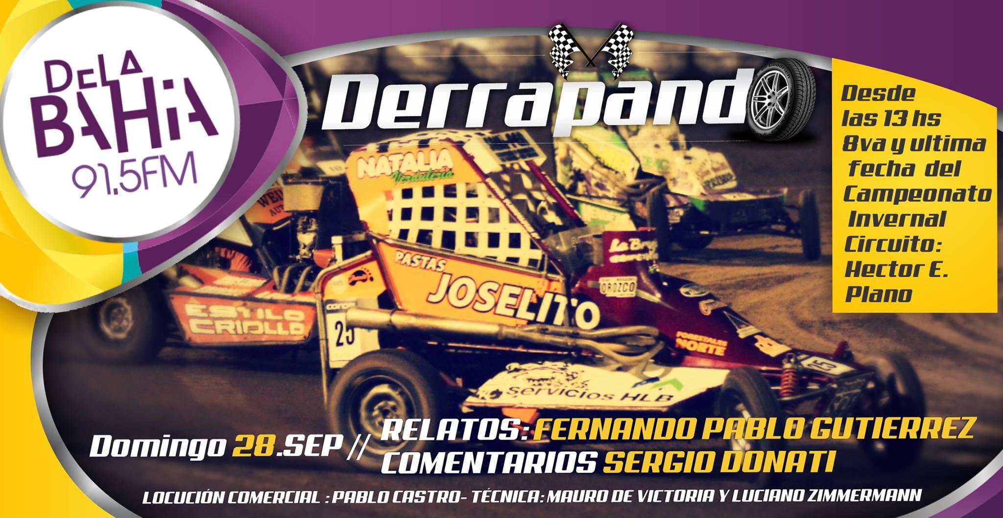 DERRAPANDIO ULTIMA FECHA