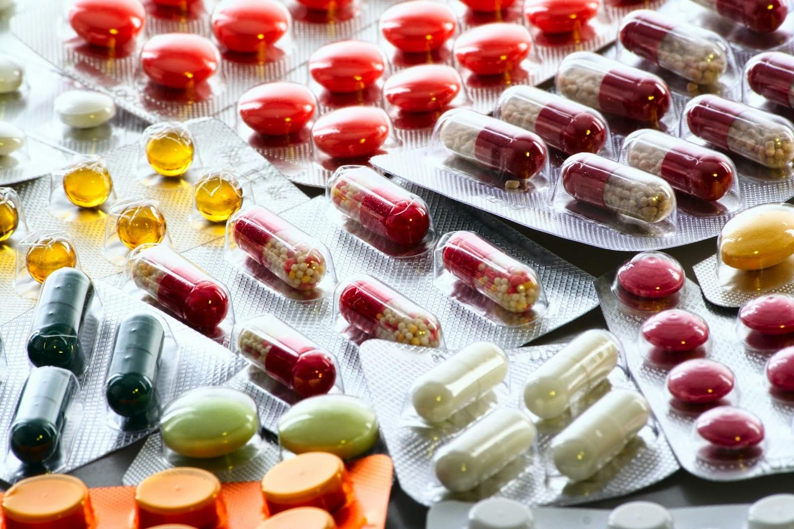 Tableta-Medicamentos