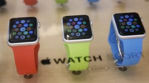 Hong Kong Apple Watch Debuts