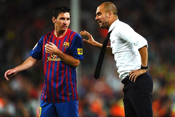 Guardiola-y-Messi