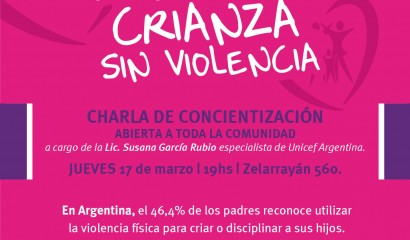 CRIANZA SIN VIOLENCIA 2016_mailing