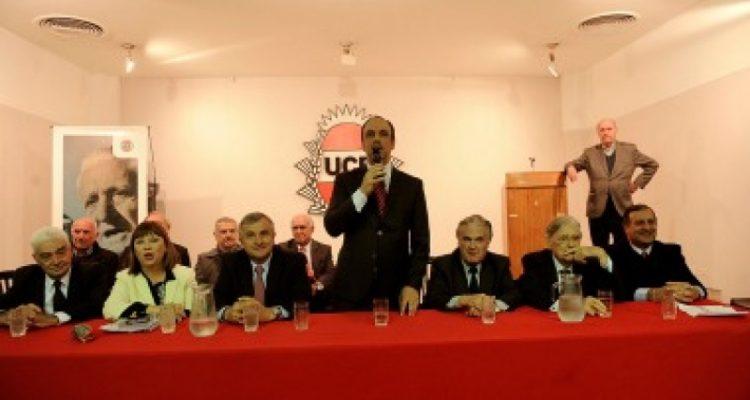 La UCR recibe a Malcorra y Prat Gay