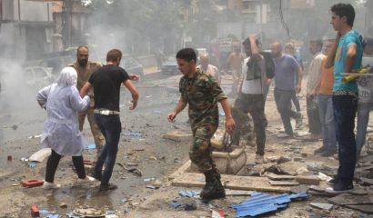 ataque en Alepo
