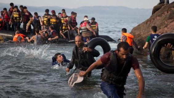 refugiados, mediterráneo
