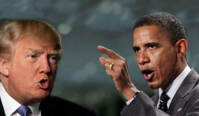 tump vs obama