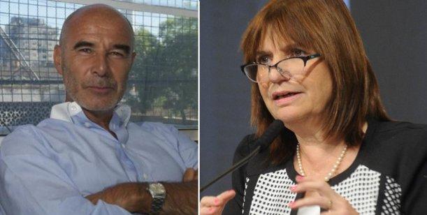 Patricia Bullrich y Gómez Centurión