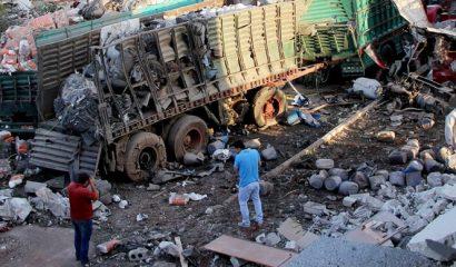 ataque camion siria