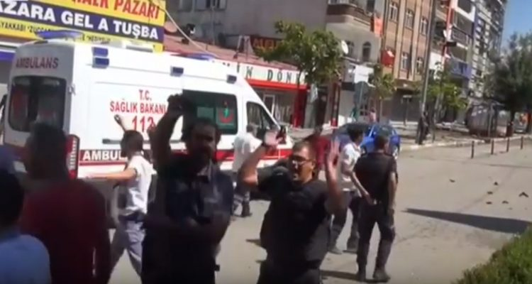 atentado en turquia