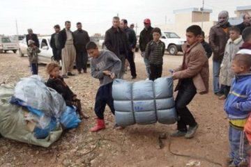 ayuda humanitaria siria
