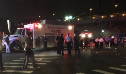 explosión en Nueva Jersey
