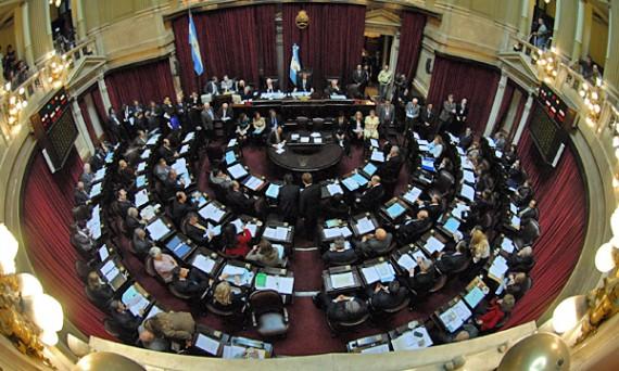 Resultado de imagen para camara de senadores
