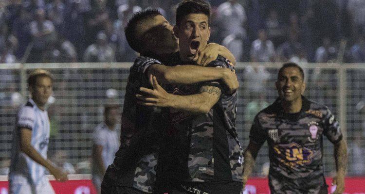 Tucumán. Octubre 03/2016. Atlético Tucumán recibe a Huracán en la quinta fecha del torneo Nacional A de la AFA.
