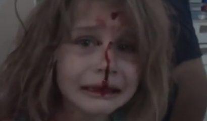 niña siria