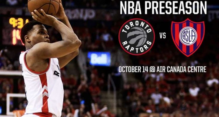 san lorenzo vs raptors