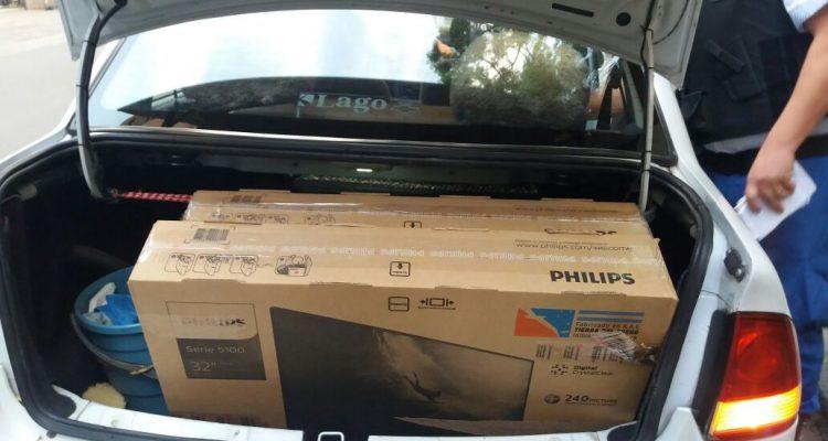 2 hermanos chilenos detenidos por robar en un comercio