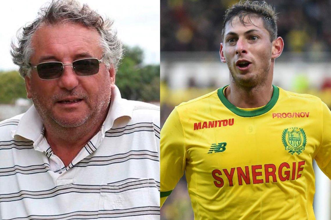 Murió El Padre Del Jugador Argentino Emiliano Sala