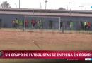 Jugadores de Racing fueron descubiertos entrenando en Rosario y estalló la polémica