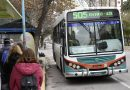 Ampliaron los horarios del transporte público en la ciudad