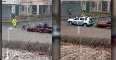 Voladuras de techos, caída de postes y árboles por una tormenta en Córdoba