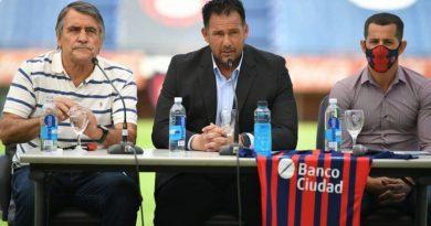 """Dabove, entusiasmado: """"Tenemos bien claro en qué club estamos"""""""
