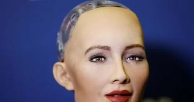 Preparan a Sophia y otros robots para cuidar pacientes Covid-19