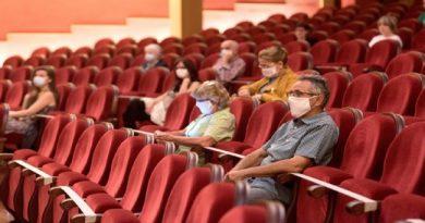 Las salas de cines bonaerenses podrán abrir a partir de marzo con un aforo del 30%