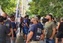 Los vigiladores del Correo Argentino anunció que extienden el paro por tiempo indeterminado