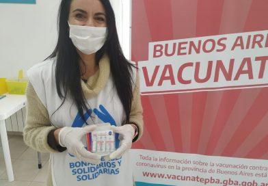 """""""Argentina está entre los privilegiados de los casi 20 países del mundo con más vacunados con una dosis a su población"""""""
