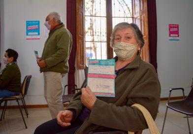 Anunciaron el envío de más turnos para recibir la segunda dosis de Sinopharm
