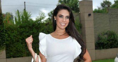 Sabrina Ravelli fue mamá por primera vez