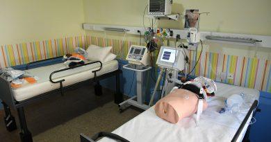 Monte Hermoso podrá realizar 200 PCR diarios con la instalación del hospital modular