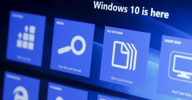Microsoft revela nuevas características de la próxima versión de Windows 10