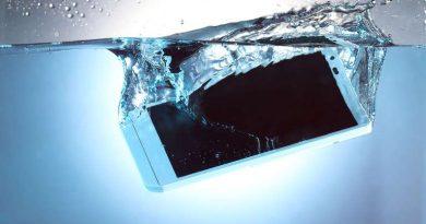 Como recuperar tu celular si no enciende porque se te mojó