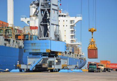 Creció 10,9% el volumen de mercadería movilizada por el puerto bahiense en lo que va del año