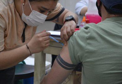 Anuncian jornada de vacunación libre anticovid-19 en General Cerri