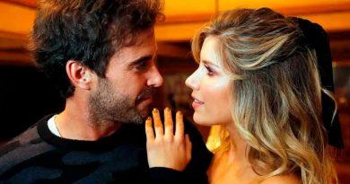Laurita Fernández y Nicolás Cabré reconciliados