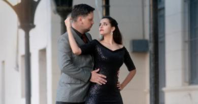 Una pareja de Bahía Blanca en la final del Mundial de Tango